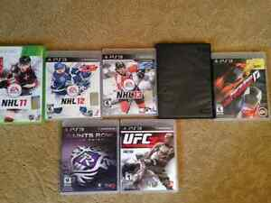 Selling 7 PS3 Games London Ontario image 1