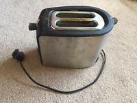 Philips stainless steel toaster 2 slice