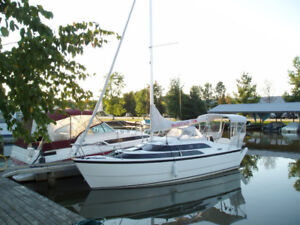 MacGregor26M power sail boat shallow draft, trailerable