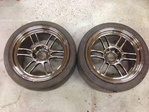 Rpf1 drift lapping wheel