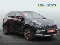 2019 Kia Sportage Gt-Line S Crdi I Semi Auto Estate Diesel Automatic