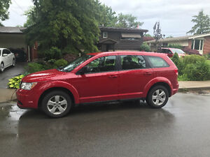 2015 Dodge Journey CVP. 7 seater. Very clean, Low k's