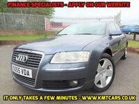 2006 Audi A8 4.0TDI Auto Quattro SE - KMT Cars
