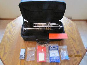 Sonare TRB-600 Silver Intermediate Trumpet