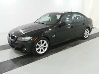 2011 BMW 328XI AWD AUTOMATIC 90KM BLACK ON BLACK