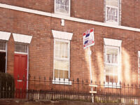 *all bills included bar electric*SELF CONTAINED ONE BED FLAT AVAILABLE MACKLIN ST DERBY £475 PCM