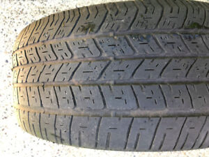 Goodyear Tire Used - P205/55R16 Good Condition