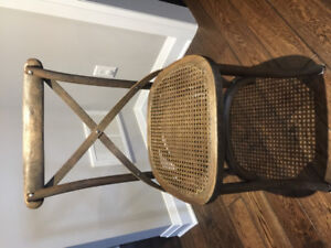 6 Restoration Hardware Madeleine Chairs