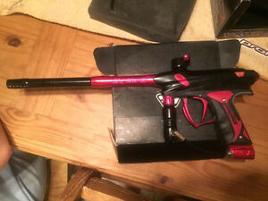 2007 Proto Matrix Rail Electronic Paintball Gun