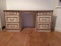 Desk for sale (hand painted)