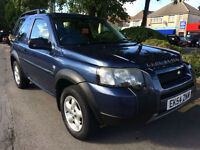Land Rover Freelander 1.8 2004MY SE COMPLETE WITH M.O.T WARRANTY INC HPI CLEAR