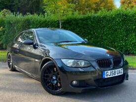 image for 2008 BMW 3 SERIES 330D 3.0 M SPORT COUPE AUTO *SUN ROOF + CREAM LEATHER +PX WEL*
