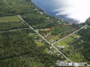 Grands terrains à vendre Thetford Mines - Lac à la truite