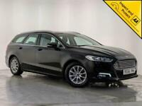 2016 66 FORD MONDEO ZETEC SAT NAV CRUISE CONTROL BLUETOOTH 1 OWNER SVC HISTORY