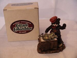 """Cottage Collectibles """"Sneakers-Something Fishy"""" Figurine London Ontario image 2"""
