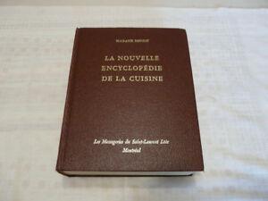 La nouvelle encyclopedie de la cuisine Jéhane Benoit
