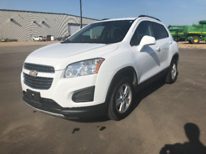 2016 Trax LT Low KM