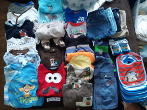 6-12 Clothes items