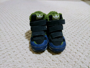 Baby Addidas high tops