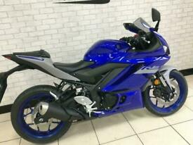 YAMAHA YZF-R3 2020/20 REGISTERED , super sports, sports, racing