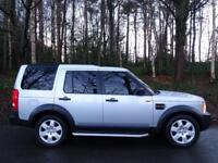 2006 56 Land Rover Discovery 3 2.7TD V6 auto HSE 7 SEATS..TOP MODEL..HIGH SPEC!!