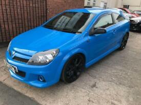 Vauxhall Astra VXR 2006 - 240BHP -Blue-Long MOT - Just Serviced - High Spec