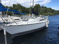 Looking for C&C 34 sails... Please Contact.