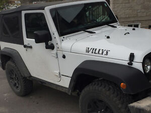 2016 Jeep Wrangler Willys Wheeler Other