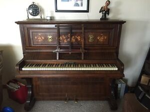 Antique piano circa 1800's