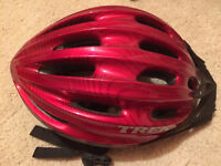 Childs bike helmet