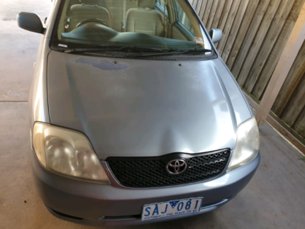Toyota corolla ascent 2003 Dandenong Greater Dandenong Preview