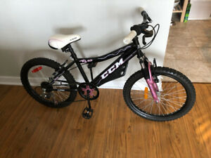 Girls Mountain Bike (ages 5-9)