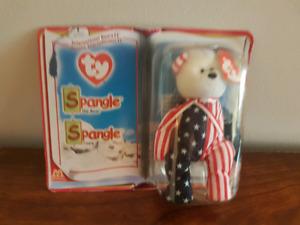 Beanie baby Spangle Sealed