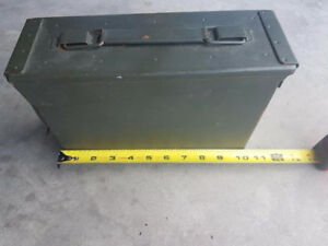 Genuine Army Ammo Can $45