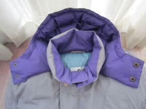 Men's Down Filled Winter Coat, small/medium size