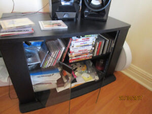 BLACK Entertainment/TV/Audio STAND, $5 off if collected by Dec15