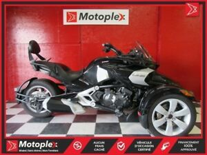 2015 Can-Am Spyder  F3 SE6 93,89$/SEMAINE