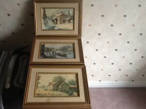 Kerstead Galleryof Kingston 4 paintings in excellent condition Kitchener / Waterloo Kitchener Area image 3