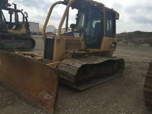 2006 Caterpillar D5G LGP Dozer Firm
