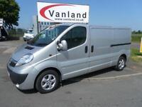 Vauxhall Vivaro 2.0CDTi (115ps) (EU V) Sportive 2900 LWB