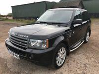 2009 Range Rover sport hse