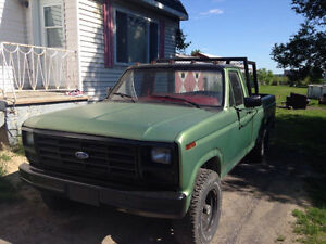 FORD F150 1986 A1 2500$ !!!!!!!!