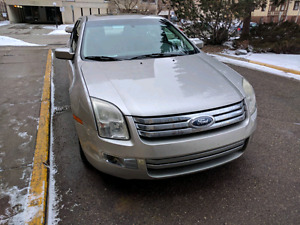 2007 Ford Fusion SEL V6 AWD