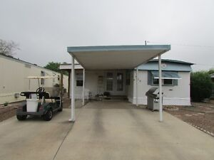 TRAILS END 55 PLUS MOBILE RV PARK WESLACO TEXAS78956