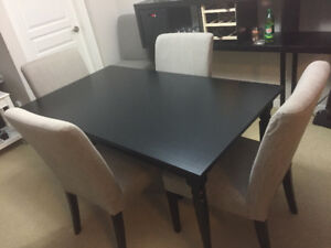 IKEA Extendable Dining Set