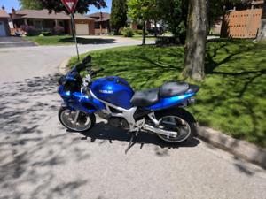 2000 Suzuki SV650S