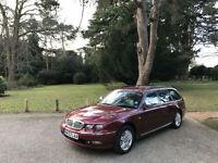 2004 Rover 75 Tourer 2.0 CDTi Diesel ( 131Ps ) auto Connoisseur SE 5 Door Estate