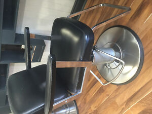 Used beauty salon chairs and equipment for sale