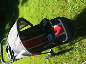 Graco Jogger Click Connect Travel System