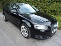 Audi A3 E 1.9TDi Sportback Sport 2009 PRESTON Reduced